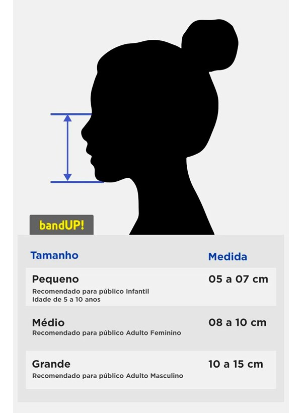 Máscara Turma da Mônica Jovem Neon