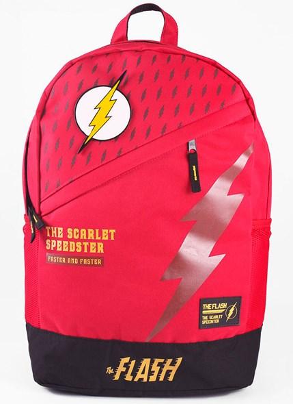 Mochila The Flash Scarlet Speedster