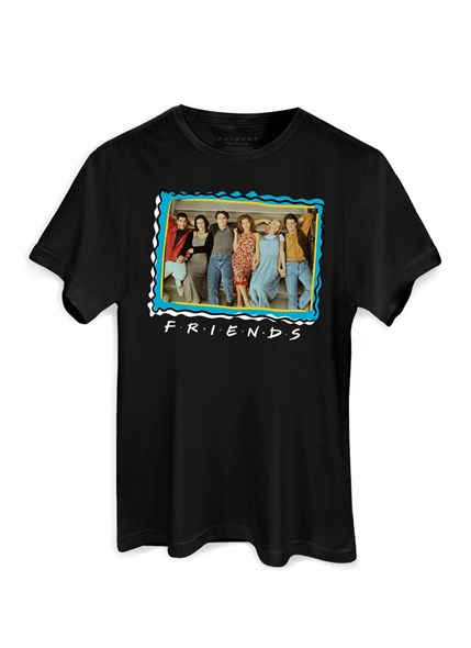 T-Shirt Friends Selo