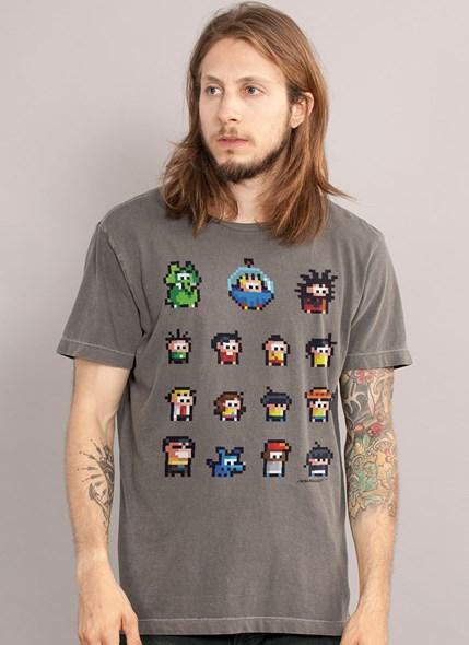 T-shirt Premium Turma da Mônica Guarda dos Coelhos